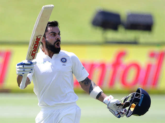 Anger management: Dr D has some advice for Virat Kohli