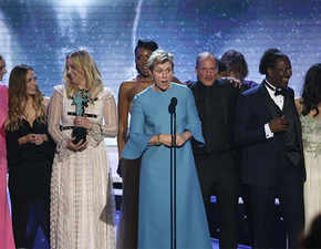 SAG Awards 2018: All the winners from the night