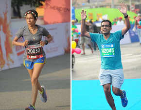 Small steps: How Vaishali Kasture, Jairam Sridharan & other top bosses train for a marathon