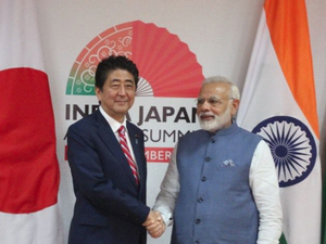 India, Japan to introduce artificial intelligence, robotics in defence sector