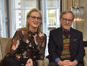 Here's why Meryl Streep had to recommend an exorcist for Steven Spielberg