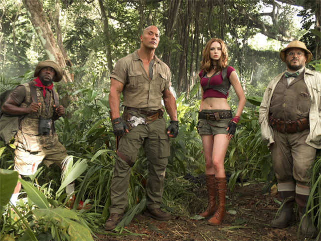 'Jumanji: Welcome to the Jungle' Keeps Dominating the Box Office!