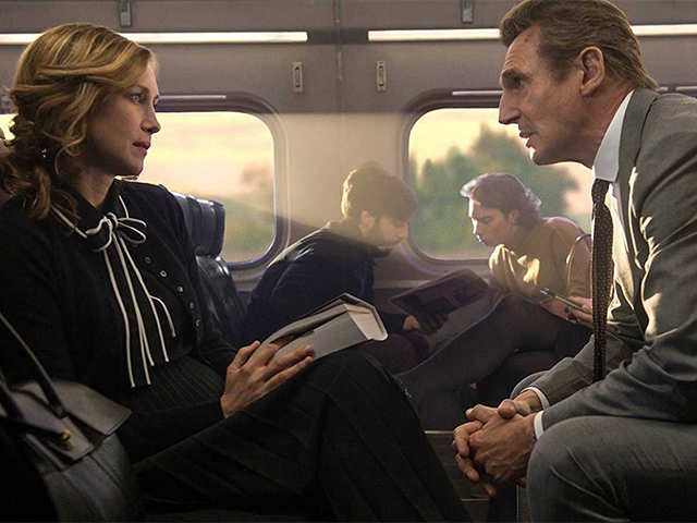 'The Commuter' review: A neat family entertainer