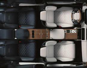 Land Rover announces limited edition Range Rover SV Coupé