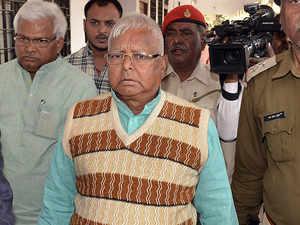 Fodder scam: Lalu Yadav convicted in third case, gets 5-year jail term