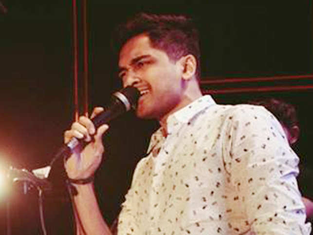 Meet Abhijit Gupta, a restauranter who moonlights as a singer