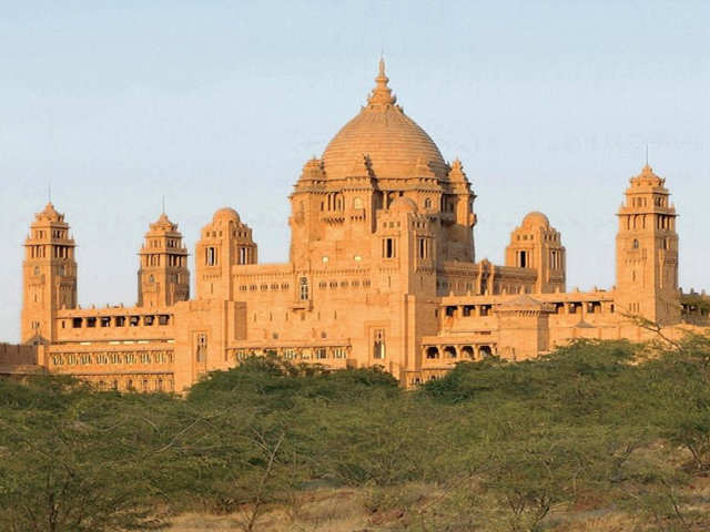 Jodhpur's Umaid Bhawan Palace tops Travellers' Choice awards for hotels