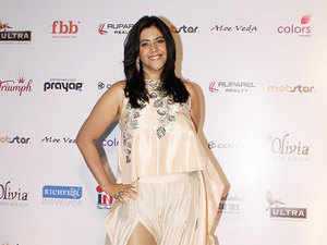 Ekta Kapoor no longer cares much for serials. Here's what she is now doing