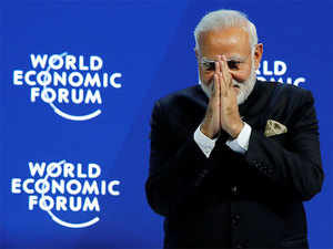 How Modi gave Davos a new global narrative with India at its heart