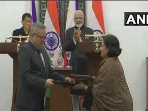 Watch: MoUs exchanged between India and Vietnam in Delhi.
