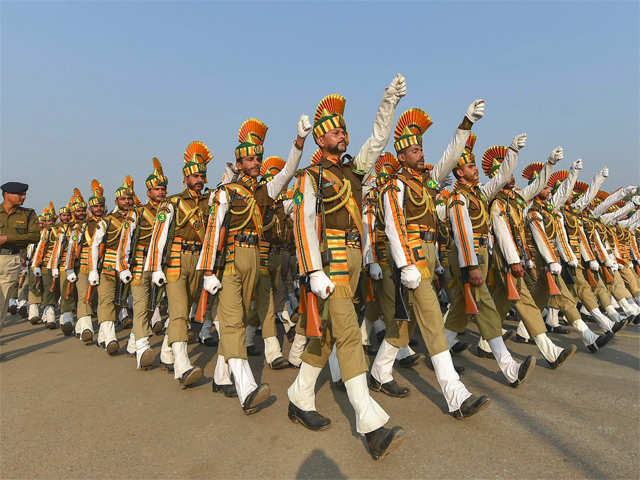 Republic Day: 14 ITBP men, 32 CISF personnel get President's medal