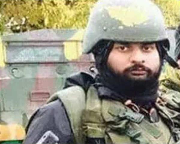 Watch: Ashoka Chakra for Garud commando Jyoti Prakash Nirala