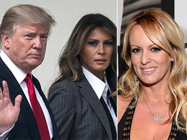 Alleged Donald Trump mistress Stormy Daniels to sit down with Jimmy Kimmel