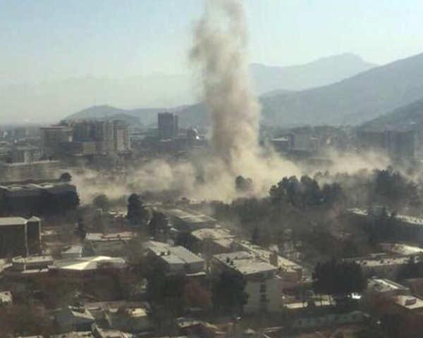 Kabul blast: 40 killed, 140 injured in ambulance bomb attack