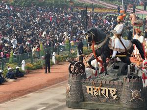 Maharashtra: Republic Day Parade: Maharashtra wins best