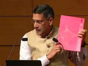 Watch: CEA Arvind Subramanian as he talks about the highlights of govt's economic layout