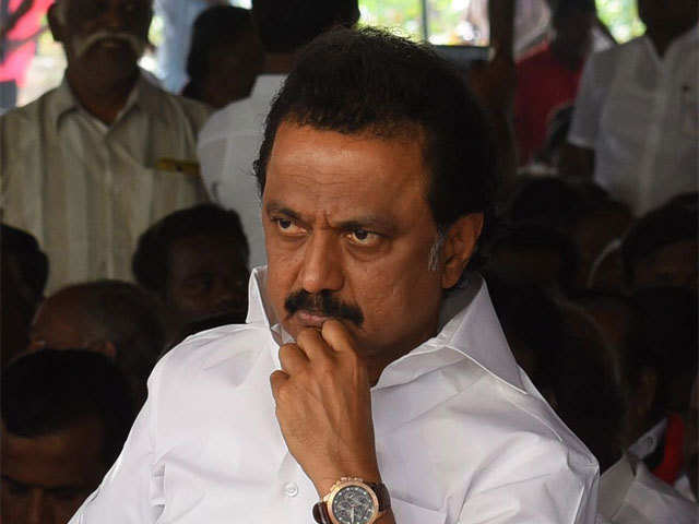 What's in a name for M K Stalin?