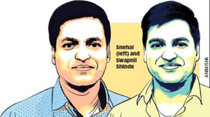 Swapnil Shinde and Snehal Shinde