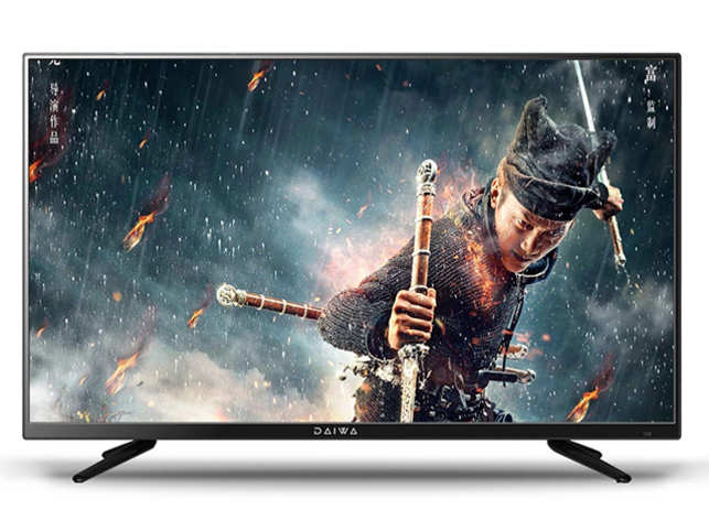 15a3ea3ad Daiwa 40-inch Smart TV review  Excellent brightness and contrast at monitor  prices