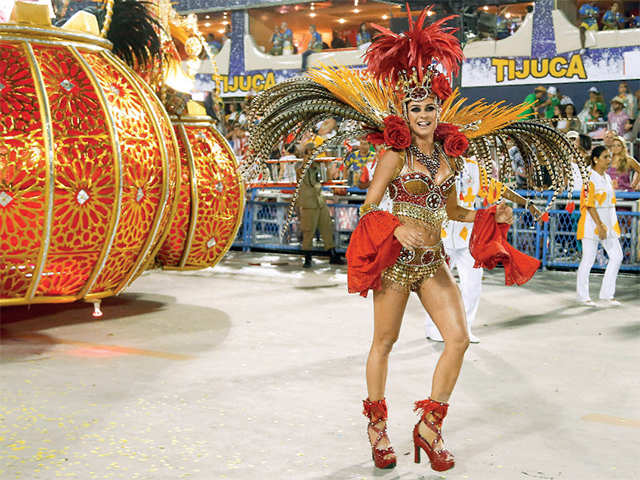 Masks, costumes, parades: The best carnivals from across the world