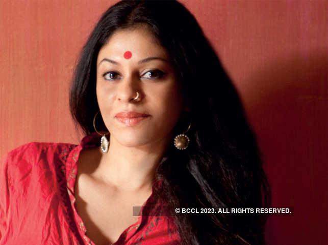 Dancer and choreographer Madhu Natraj