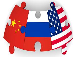 CHINA-RUSSIA-USA