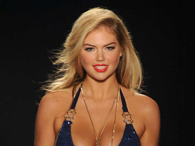 Guess Stock Plunges After Kate Upton Accuses Co-Founder of Harassment