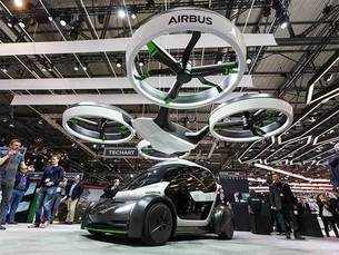 Airbus takes its self-flying car to skies for first time