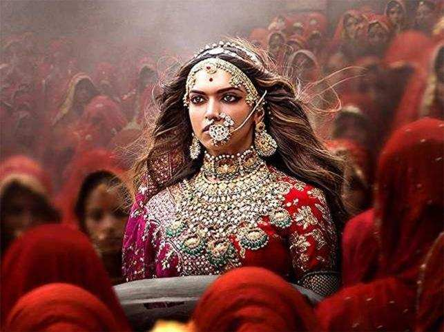 'Padmaavat' is a celebration of womanhood for Deepika Padukone