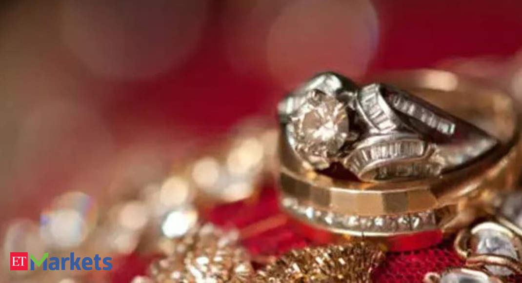 02c1c3785 PC Jeweller: Watch: PC Jeweller tanks 60 pct in intra-day trade, ends 25  pct down - The Economic Times Video | ET Now