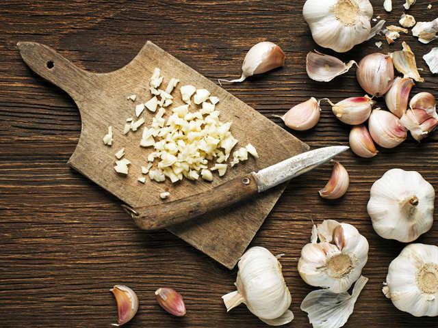 Image result for eat garlic, reuters