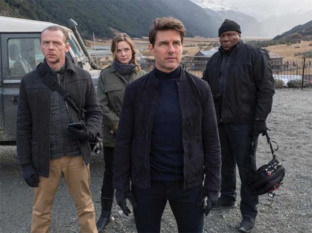 'Mission: Impossible - Fallout' trailer has Cruise in chaos