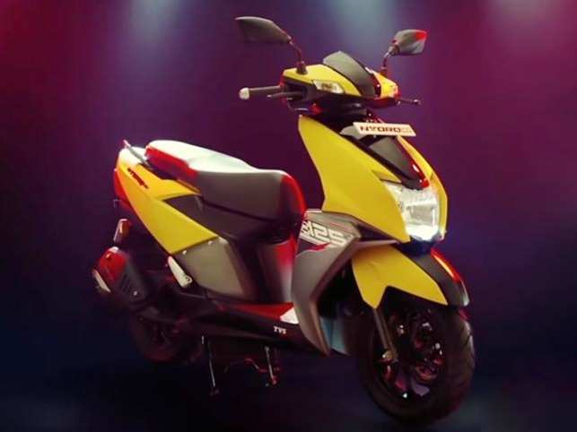 TVS NTORQ: TVS Motor launches India's first connected scooter NTORQ
