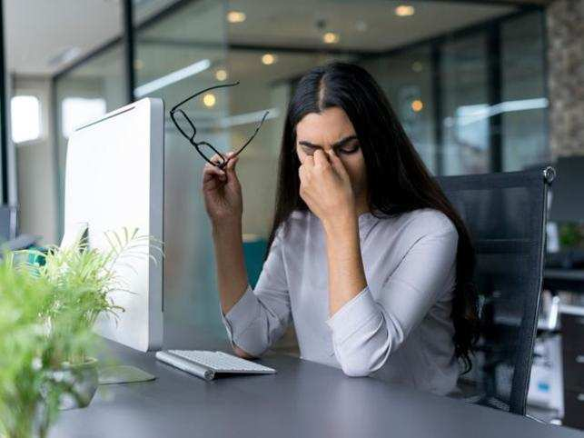 Long screen exposure at work can cause 'Computer Vision Syndrome': Ways to treat the disorder