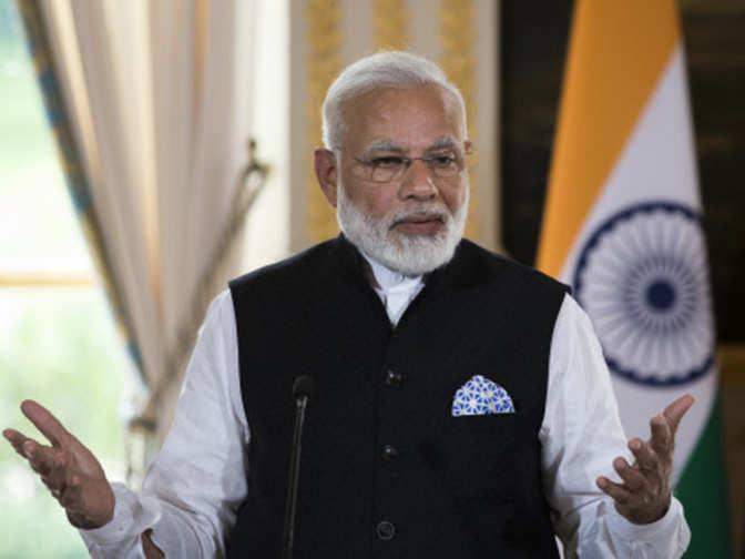 PM Narendra Modi addresses NRI