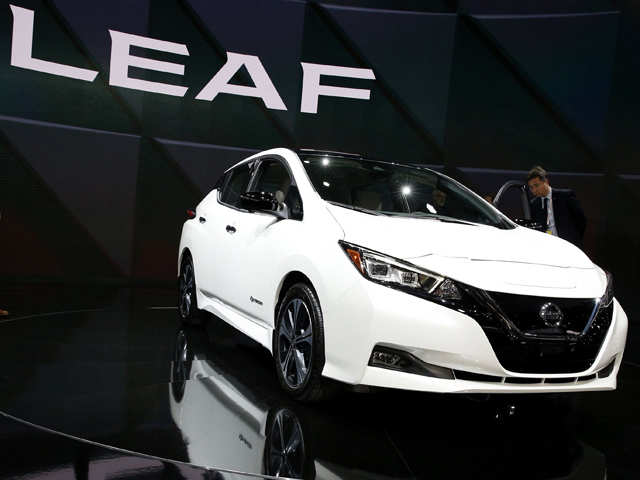 All-electric Nissan Leaf comes to Asia-Pacific markets