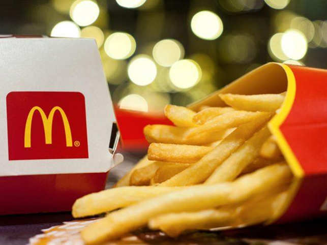 Chemical in McDonald's french fries could cure baldness