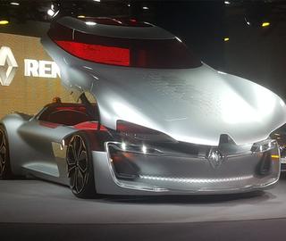 Renault showcases 2 EVs, seeks policy, infra roadmap