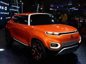 Watch: Maruti showcases Future-S concept SUV at Auto Expo 2018
