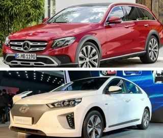 Merc E-Class All-Terrain, Hyundai IONIQ: New Launches At Auto Expo 2018