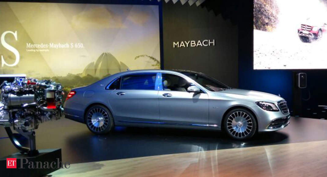 mercedes maybach price: made-in-india boost: mercedes launches bs vi