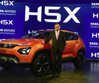 Tata Motors unveils 2 new car concepts