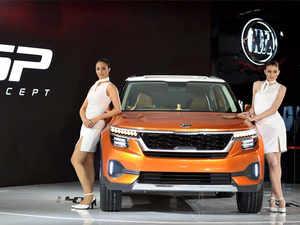 Auto Expo 2018: Kia Officially Makes India Entry With SP Concept SUV