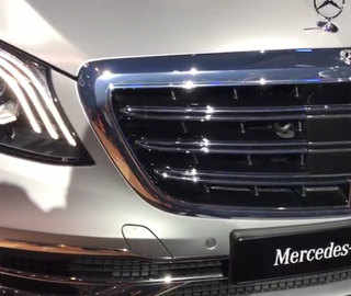 Watch: Mercedes-Benz Maybach S650 launched at Auto Expo 2018