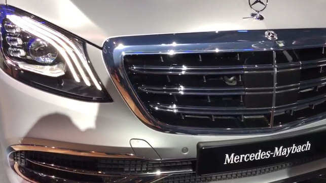 Mercedes Maybach Price Made In India Boost Mercedes Launches Bs Vi