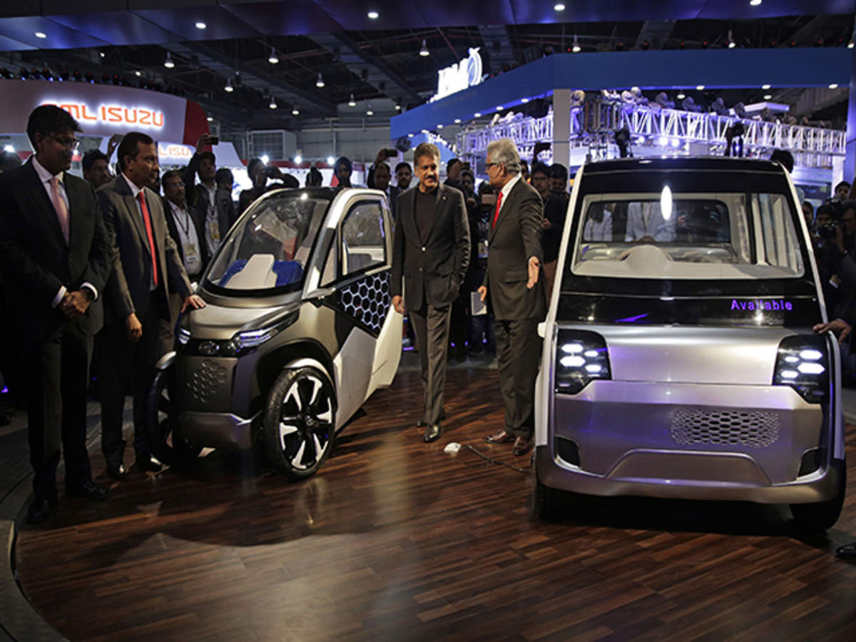 Evs Hybrids Eco Friendly Vehicles Give Glimpse Of Future