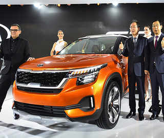 Kia Motors targets annual car sales of 300,000 in India from 2021