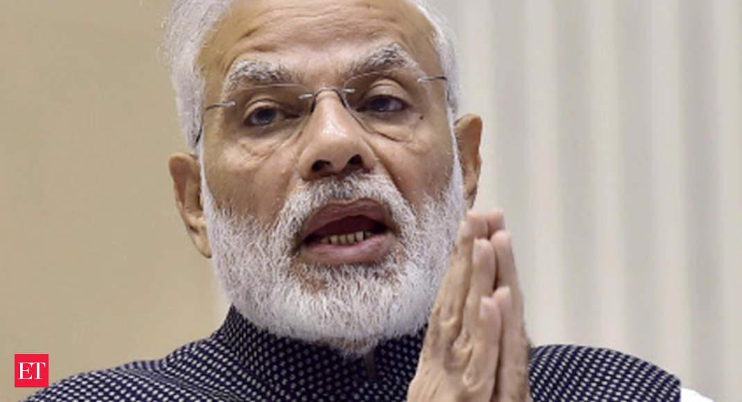 Narendra Modi: Prime Minister Narendra Modi targets ...
