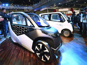 Auto Expo 2018: Car makers taking the green road; showcase a range of e-mobility solution