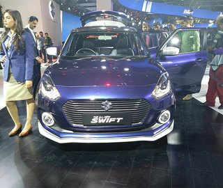 Watch: Maruti Suzuki launches new Swift hatchback